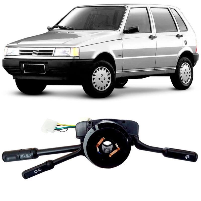 Chave Seta Fiat Uno 94 a 2001 Sem Limpador Traseiro Farol Duplo 1405100