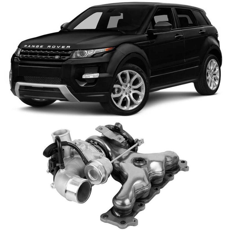 Turbina Motor Range Rover Evoque 2.0 2012 a 2015 Borgwarner