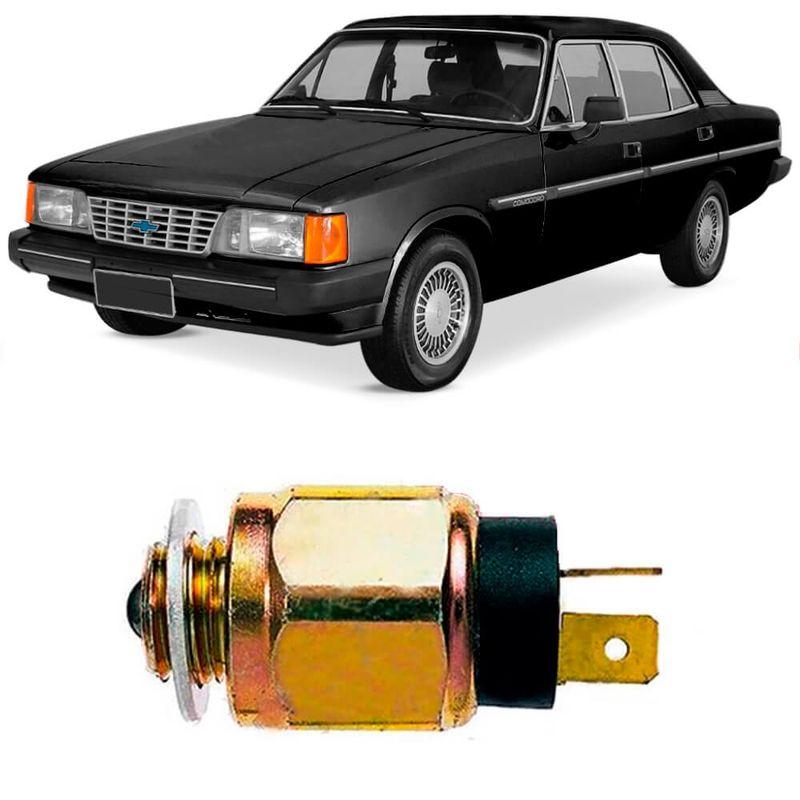 Botão Interruptor Luz Ré Chevrolet Opala 69 a 92 3rho