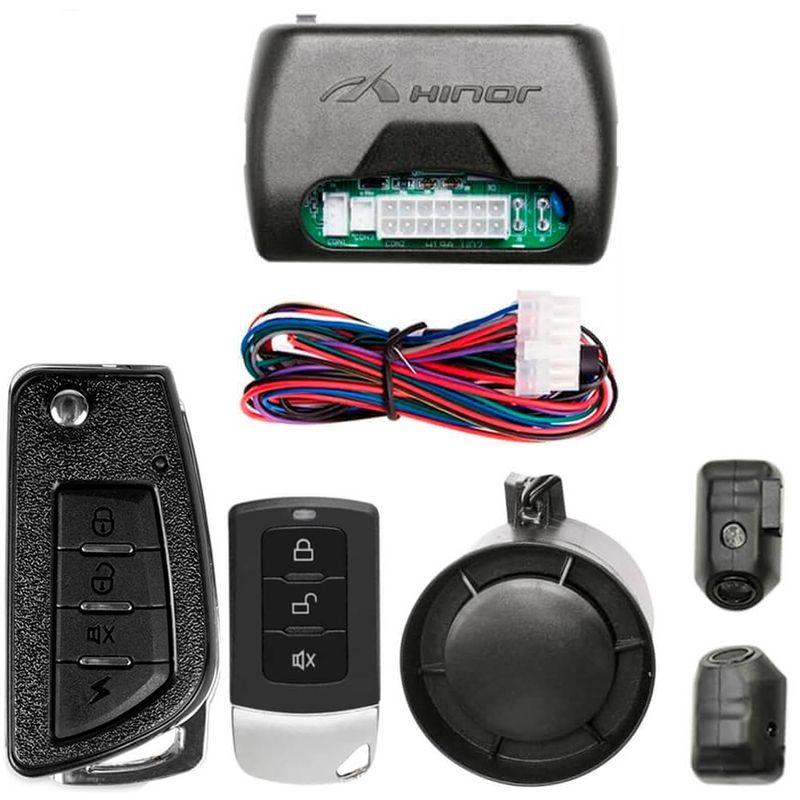 Alarme Automotivo Hinor Antifurto Ha21 Chave Volkswagen