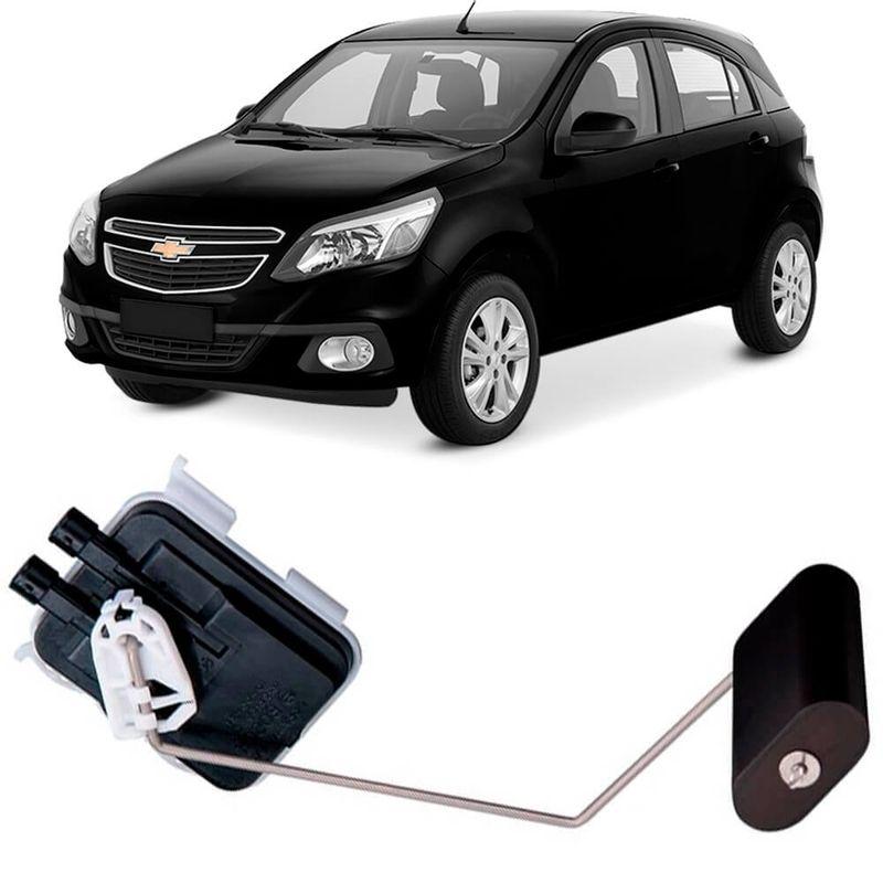 Boia Combustível Sensor Nível Agile 1.4 2010 a 2014 Bosch