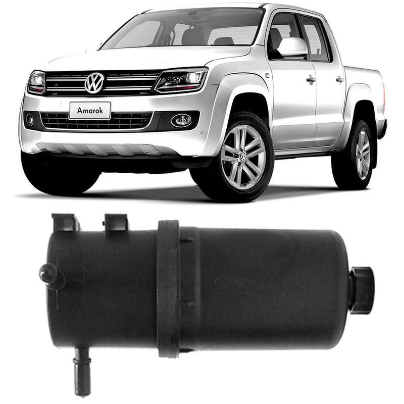 Filtro Combustível Volkswagen Amarok 2.0 2011 a 2014 Wega