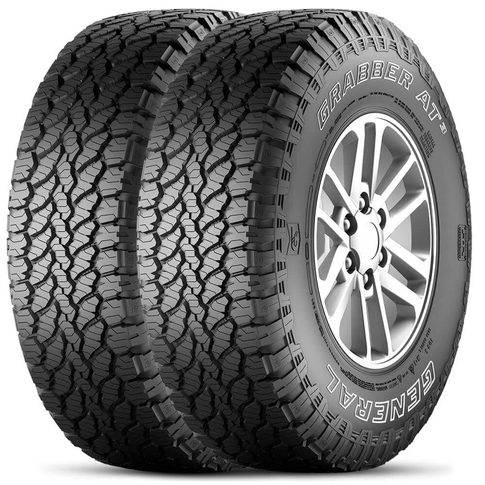 Pneu General Tire Grabber At3 275/45 R20 110v - 2 Unidades