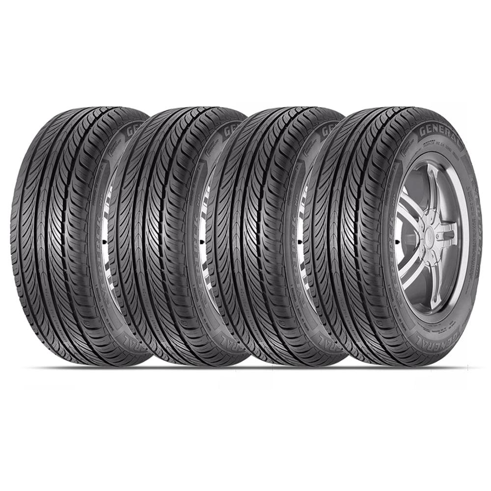 Pneu General Tire Evertrek Hp 195/55 R15 85h - 4 Unidades