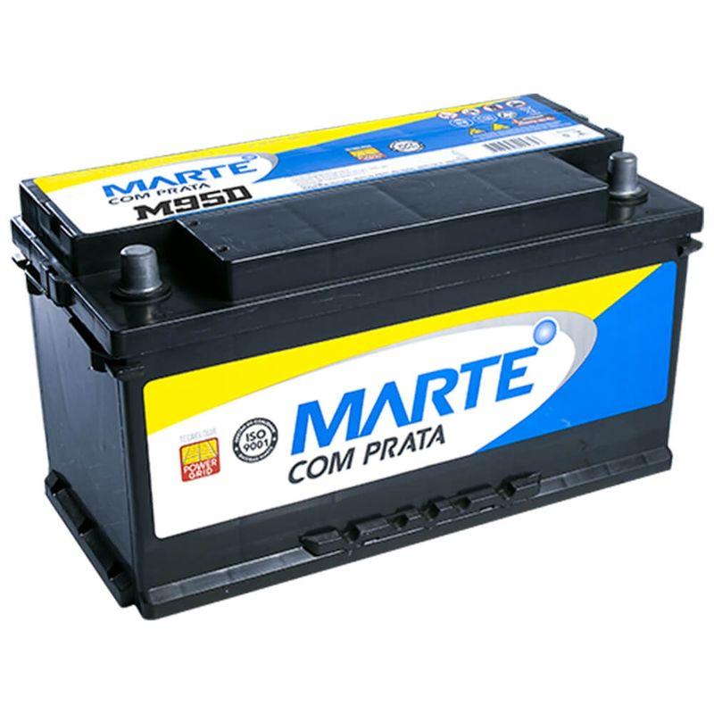Bateria Carro Caminhão Marte Aberta 95Ah 12v