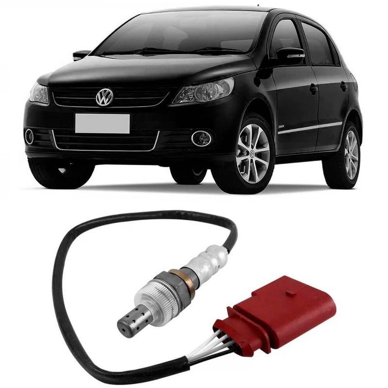 Sonda Lambda Volkswagen Gol G5 1.0 1.6 8v 2009 a 2012 Pós Ntk