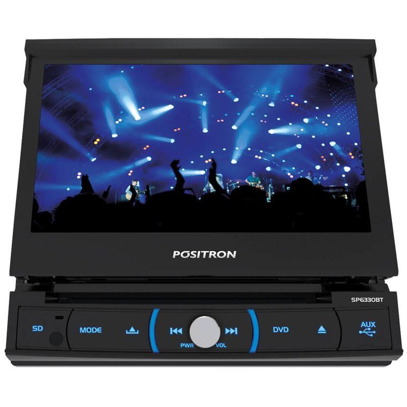 DVD Player  Pósitron SP6330BT 1 Din 7