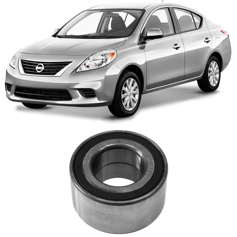 Rolamento Roda Nissan Versa 2012 a 2014 Dianteiro Com Abs Nsk