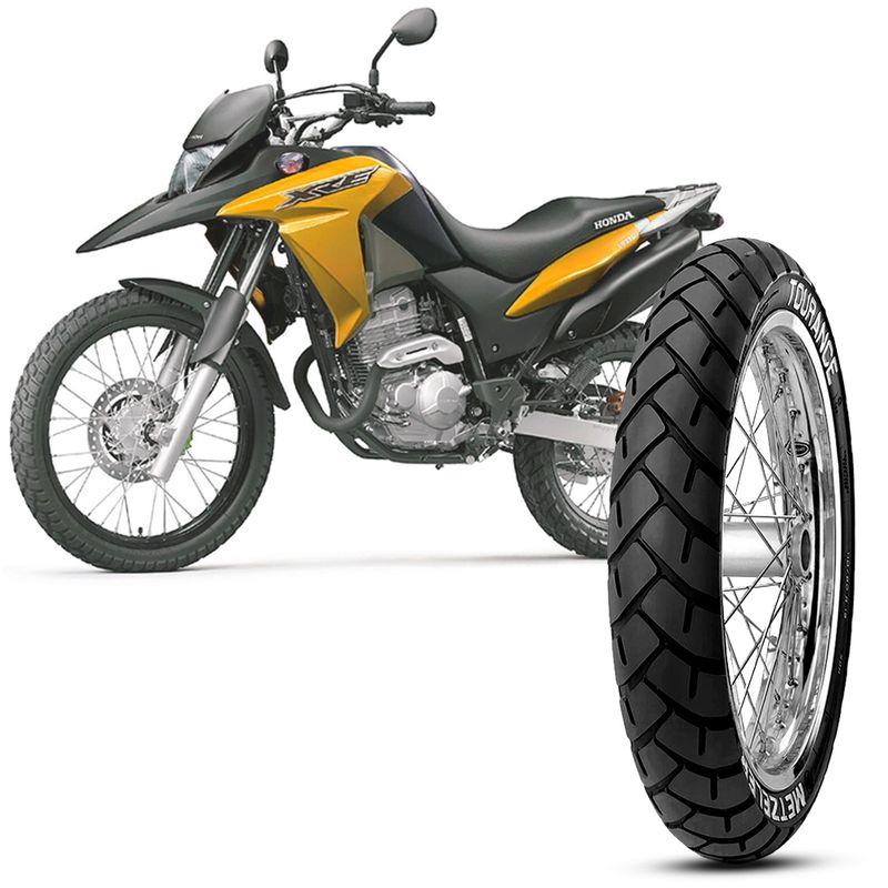 Pneu Moto Xre 300 Metzeler Aro 21 90/90-21 54h Dianteiro Tourance