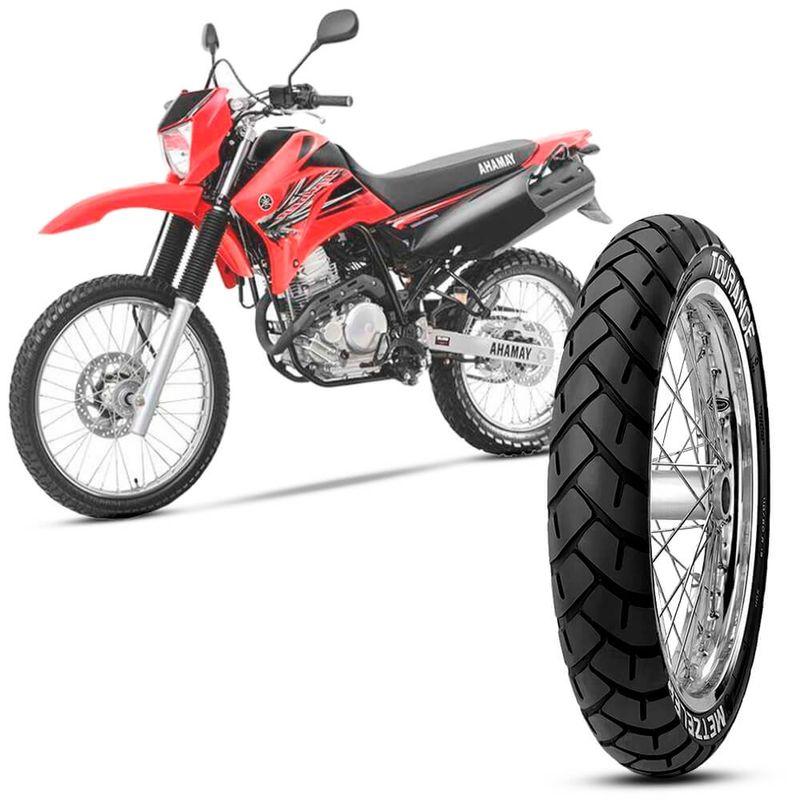 Pneu Moto Xtz 250 Lander Metzeler Aro 21 90/90-21 54h TL Dianteiro Tourance