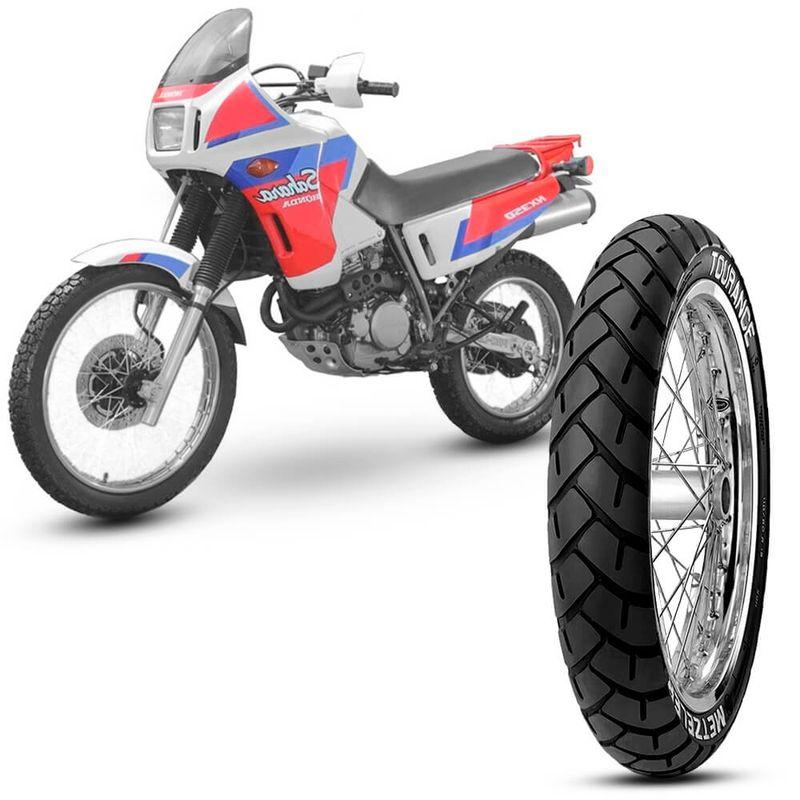 Pneu Moto Nx 350 Sahara Metzeler Aro 21 90/90-21 54h TL Dianteiro Tourance