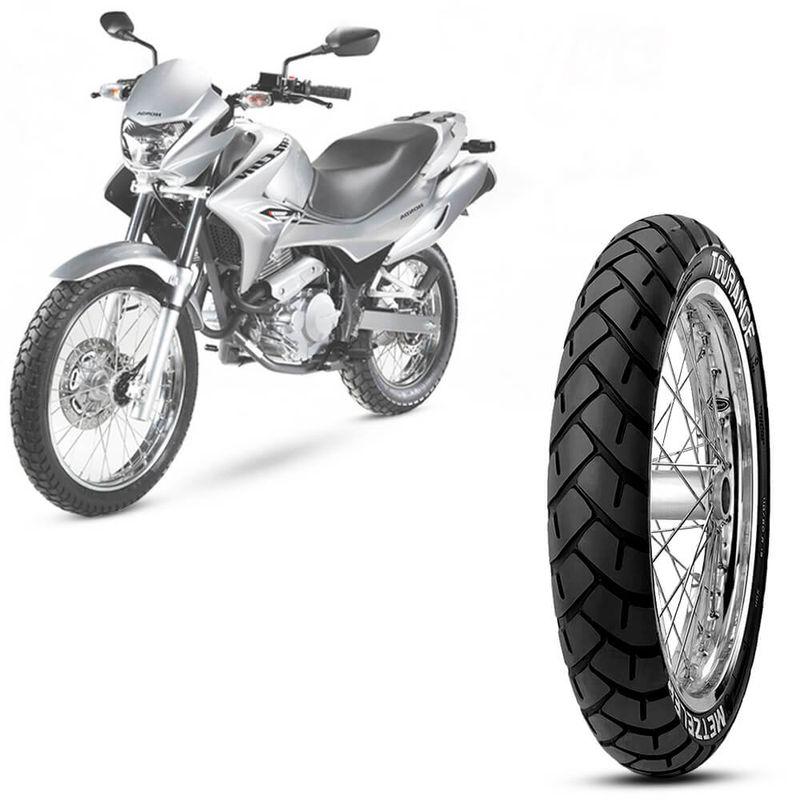 Pneu Moto Nx 400 Falcon Metzeler Aro 21 90/90-21 54h TL Dianteiro Tourance