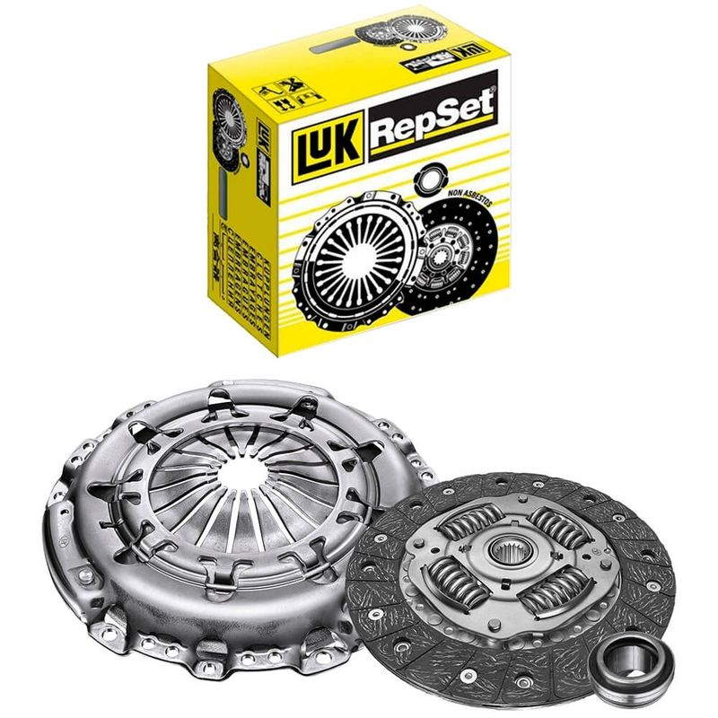 Kit Embreagem Honda City 1.5 2010 a 2017 Luk 6203154000