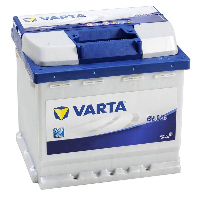 Bateria Carro Varta Selada 60 Amperes 12v Blue Automotivo CCA 440