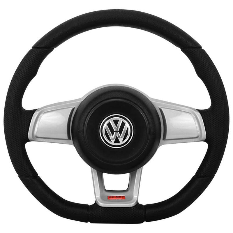 Volante Volkswagen Gol Parati Saveiro Santana 95 a 2013 Prata