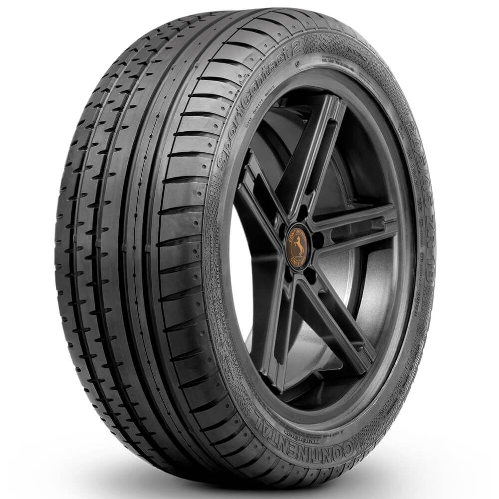 Pneu Continental Pneus Sportcontact 2 275/45 R18 103y