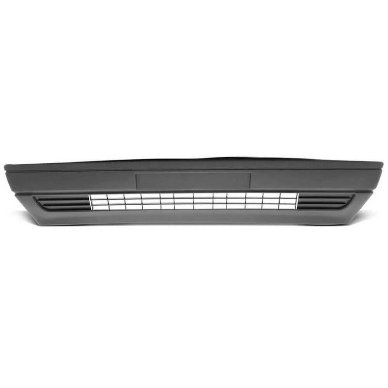 Parachoque Dianteiro Volkswagen Gol G1 87 a 96 Cinza Claro Texturizado 5950 DTS