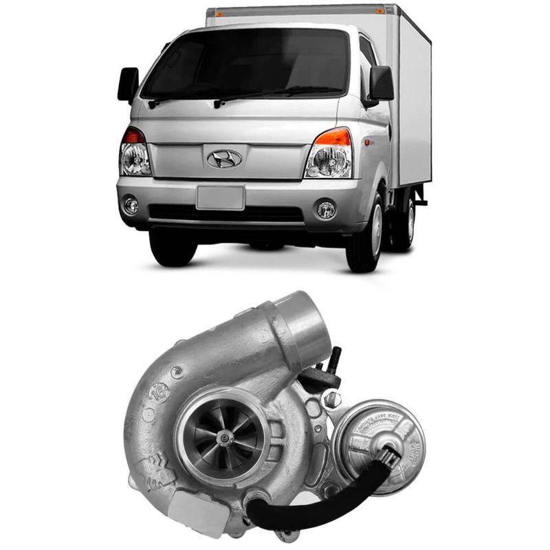 Turbina Motor Hyundai HR 2.5 2006 a 2014 Borgwarner