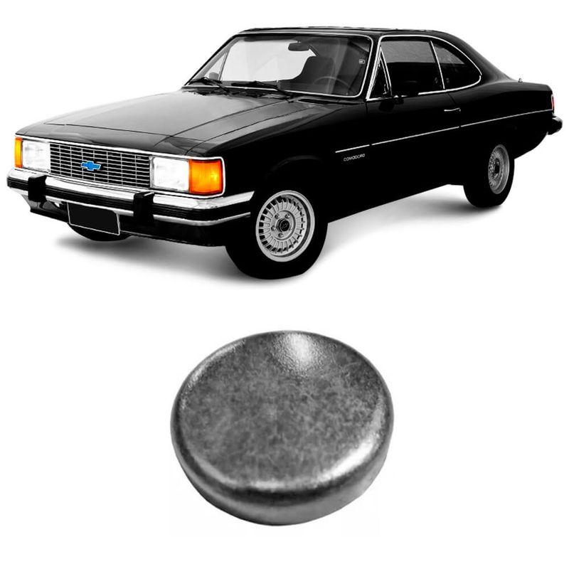 Selo Bloco Motor 63,5mm Chevrolet Opala C10 69 a 92 Nevescar