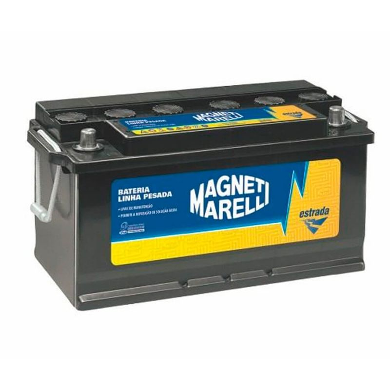 Bateria Caminhão Magneti Marelli Aberta 180Ah 12v