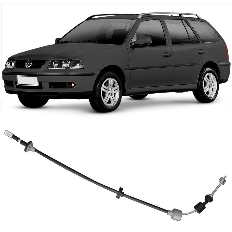 Cabo Embreagem Volkswagen Parati 2001 a 2003 Fania 61438