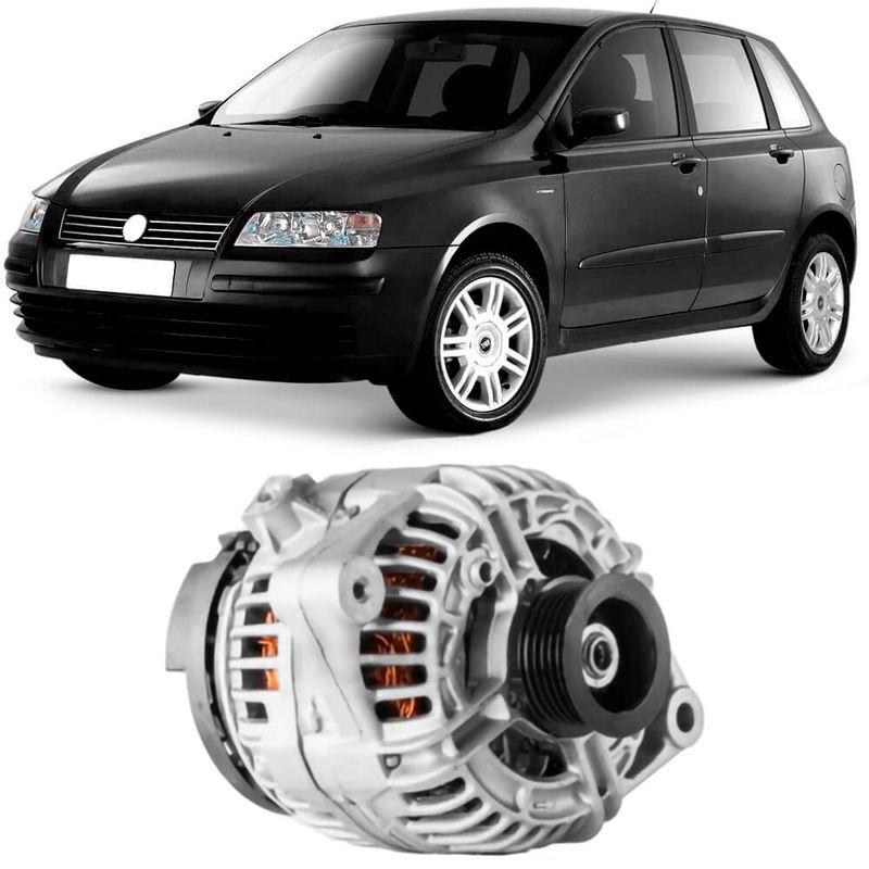 Alternador Fiat Stilo 2003 a 2007 Bosch