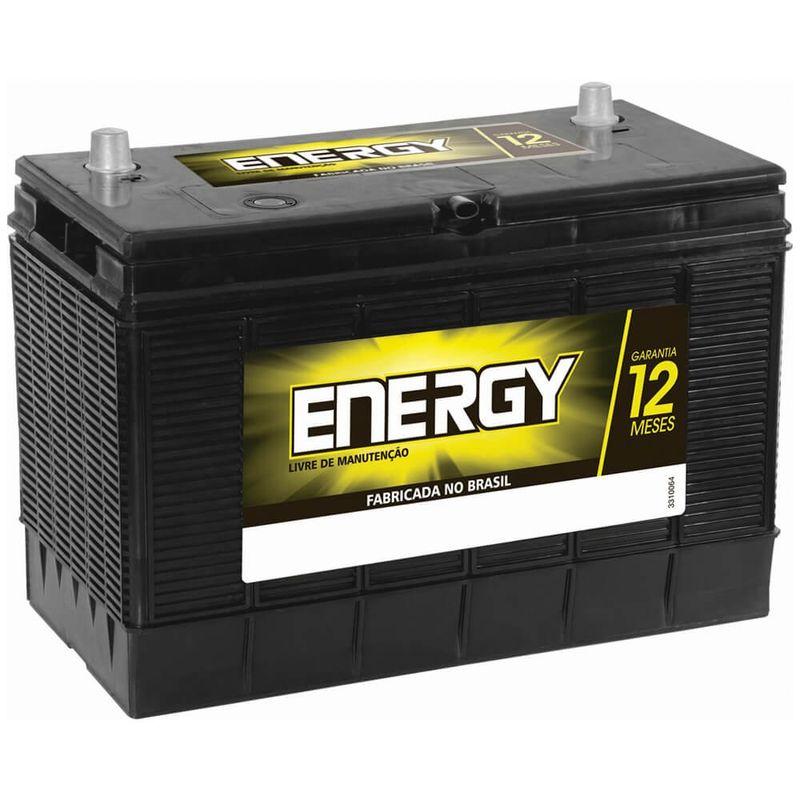 Bateria Caminhão Energy Selada 100 Amperes 12v