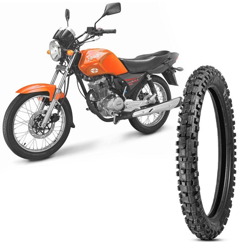 Pneu Moto Work 125 Levorin by Michelin Aro 18 2.75-18 Nhs Dianteiro Raptor