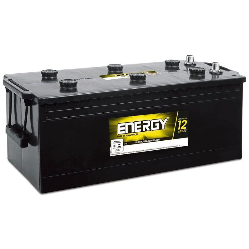 Bateria Caminhão Energy Aberta 150 Amperes 12V