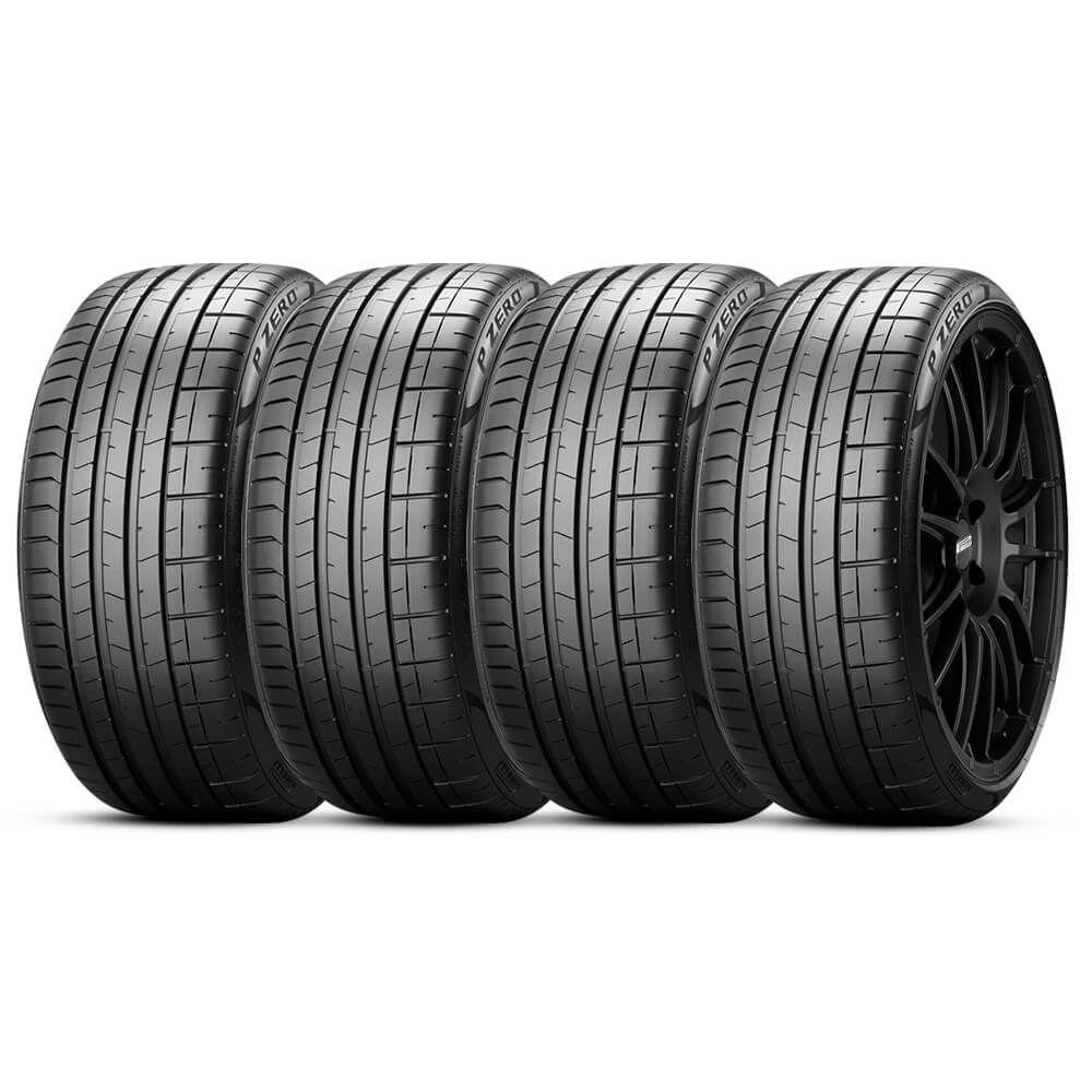 Pneu Pirelli Pzero New 235/35 R19 91y - 4 Unidades