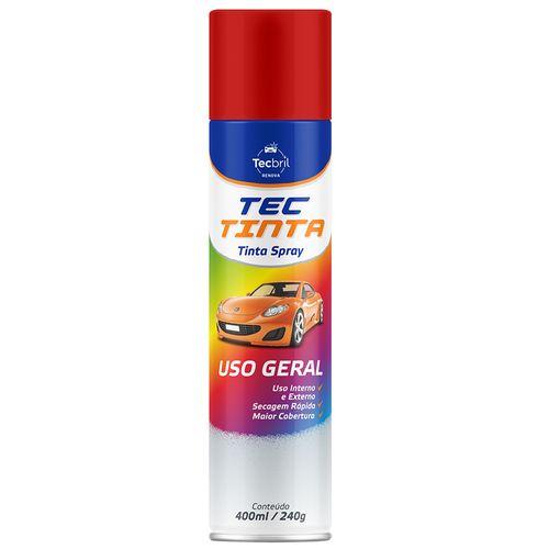 tinta-spray-vermelho-uso-geral-400ml-240g-tecbril-hipervarejo-1