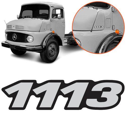 emblema-resinado-mercedes-benz-1113-primeira-linha-pl612-hipervarejo-2