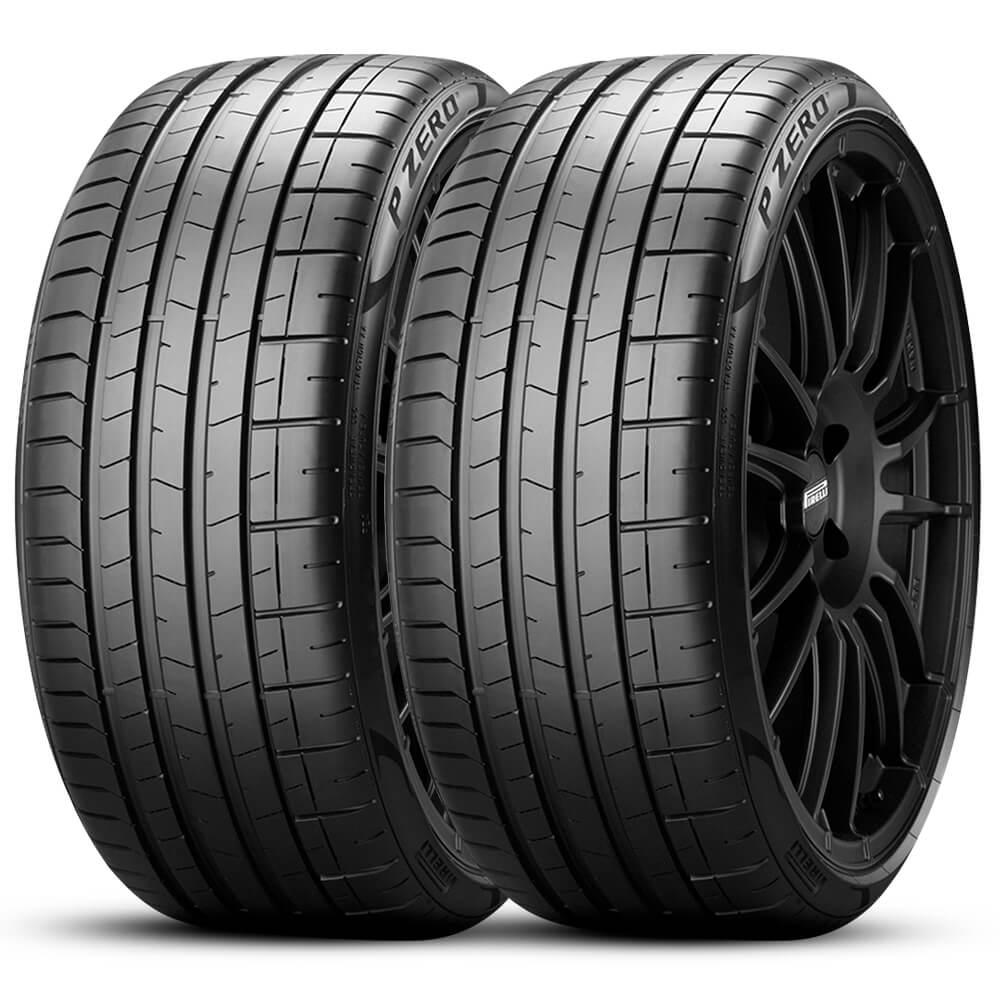 Pneu Pirelli Pzero New 275/45 R21 107y - 2 Unidades