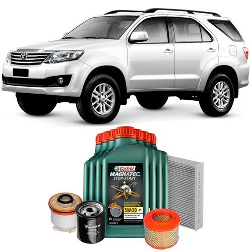 kit-revisao-oleo-5w30-magnatec-castrol-filtros-tecfil-hilux-3-0-2011-a-2015-diesel-hipervarejo-2