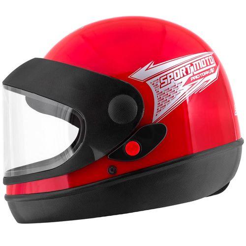 capacete-fechado-pro-tork-sport-moto-unissex-vermelho-hipervarejo-1