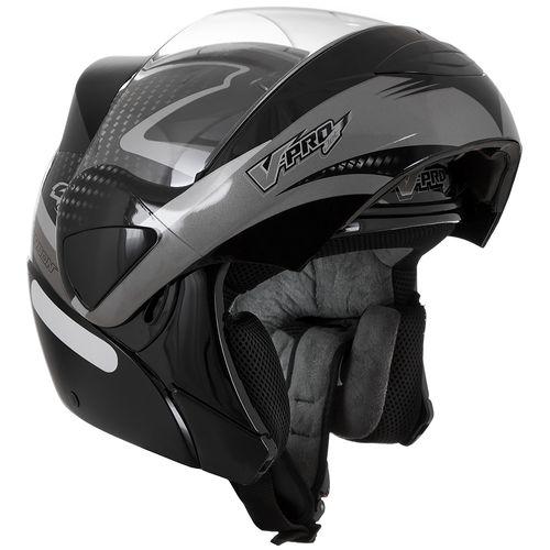 capacete-moto-robocop-escamoteavel-pro-tork-v-pro-jet-2-carbon-preto-cinza-hipervarejo-2