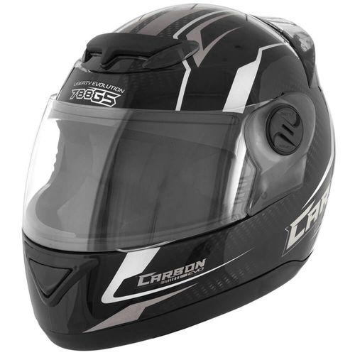 capacete-moto-fechado-pro-tork-evolution-g5-carbon-evo-preto-cinza-tam-60-hipervarejo-1