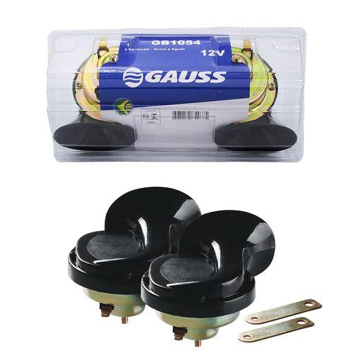 par-buzina-eletrica-caracol-gb1054-grave-e-agudo-12v-2-terminais-gauss-hipervarejo-2