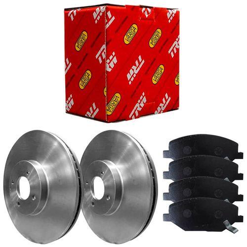 kit-pastilha-disco-freio-nissan-tiida-livina-2010-a-2013-dianteiro-ventilado-trw-hipervarejo-1