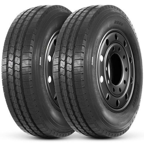 kit-2-pneu-durable-aro-22-5-295-80r22-5-152-148m-18pr-tl-dr88-liso-rodoviario-hipervarejo-1