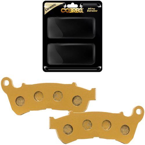 pastilha-freio-moto-ceramica-cb300-600-1000-xre-300-abs-2008-a-2021-dianteira-cobreq-n964c-hipervarejo-1
