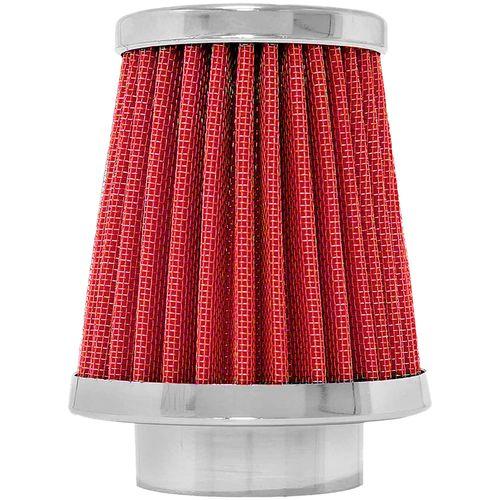 filtro-ar-esportivo-conico-alto-mono-fluxo-base-rigida-race-chrome-62mm-vermelho-rc027-hipervarejo-1